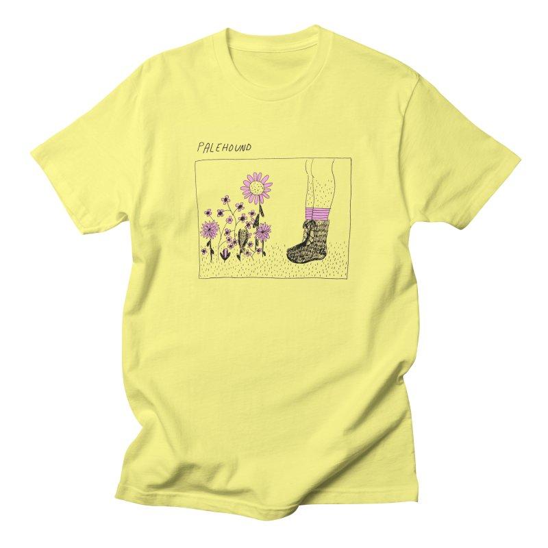 Palehound - Panel Men's Regular T-Shirt by Polyvinyl Threadless Shop