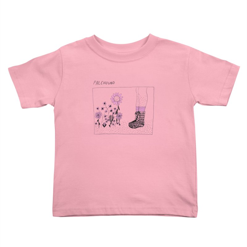 Palehound - Panel Kids Toddler T-Shirt by Polyvinyl Threadless Shop