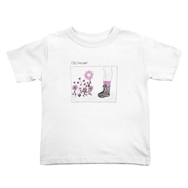 Palehound - Panel Kids Toddler T-Shirt by Polyvinyl Threadless Shop