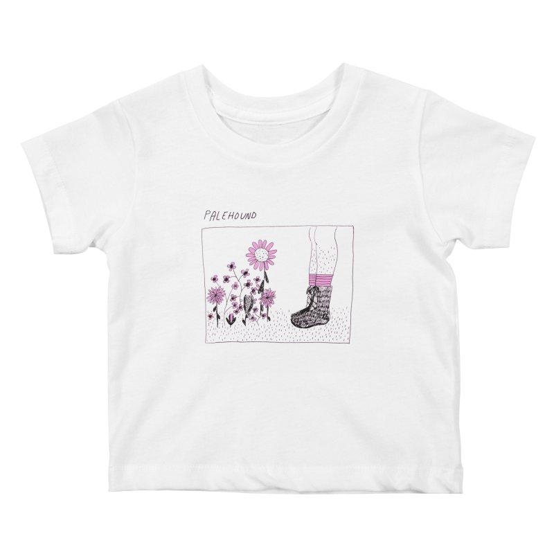 Palehound - Panel Kids Baby T-Shirt by Polyvinyl Threadless Shop