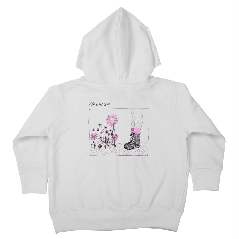Palehound - Panel Kids Toddler Zip-Up Hoody by Polyvinyl Threadless Shop