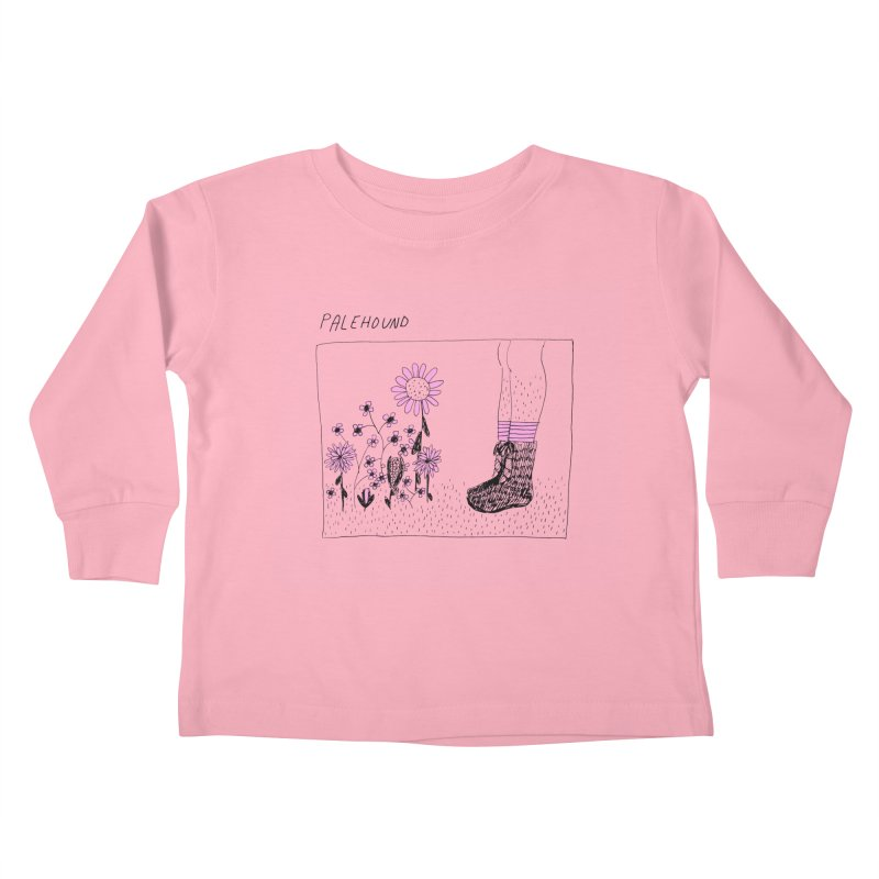 Palehound - Panel Kids Toddler Longsleeve T-Shirt by Polyvinyl Threadless Shop