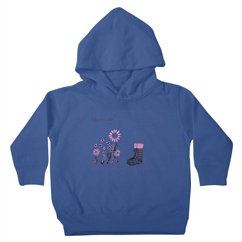 Palehound - Panel Kids Toddler Pullover Hoody by Polyvinyl Threadless Shop