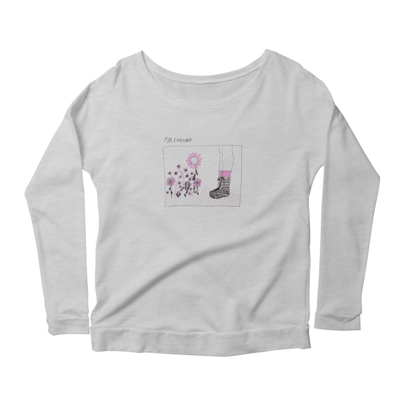 Palehound - Panel Women's Longsleeve T-Shirt by Polyvinyl Threadless Shop