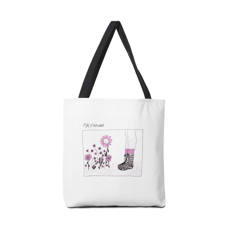 Palehound - Panel Accessories Tote Bag Bag by Polyvinyl Threadless Shop