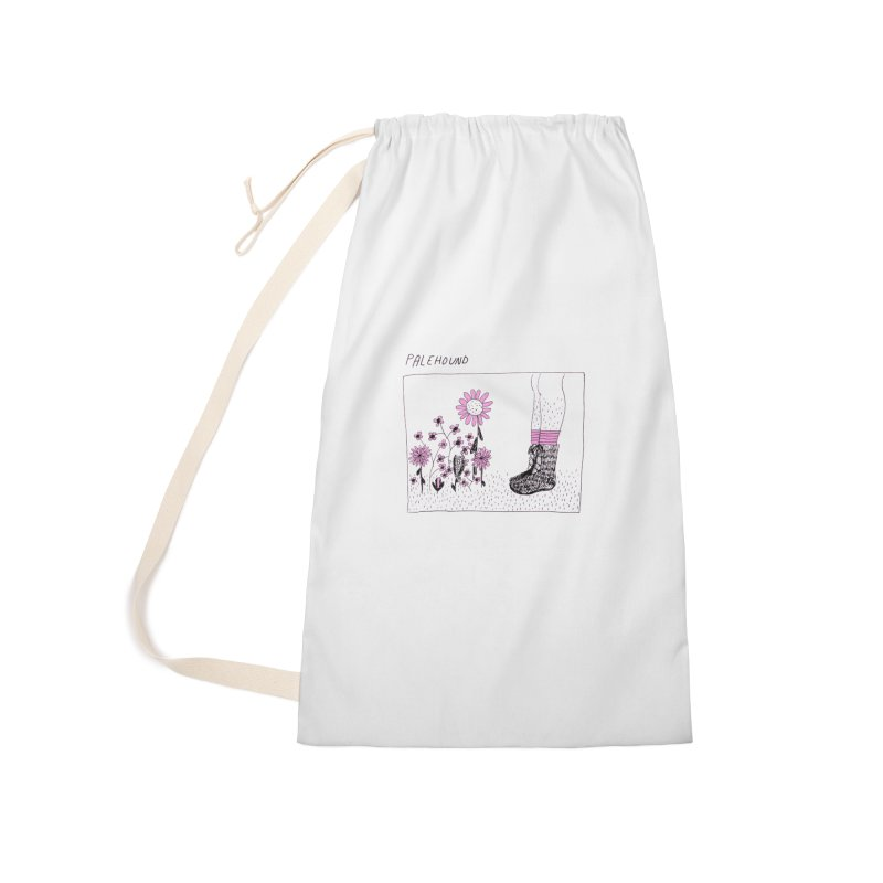 Palehound - Panel Accessories Laundry Bag Bag by Polyvinyl Threadless Shop