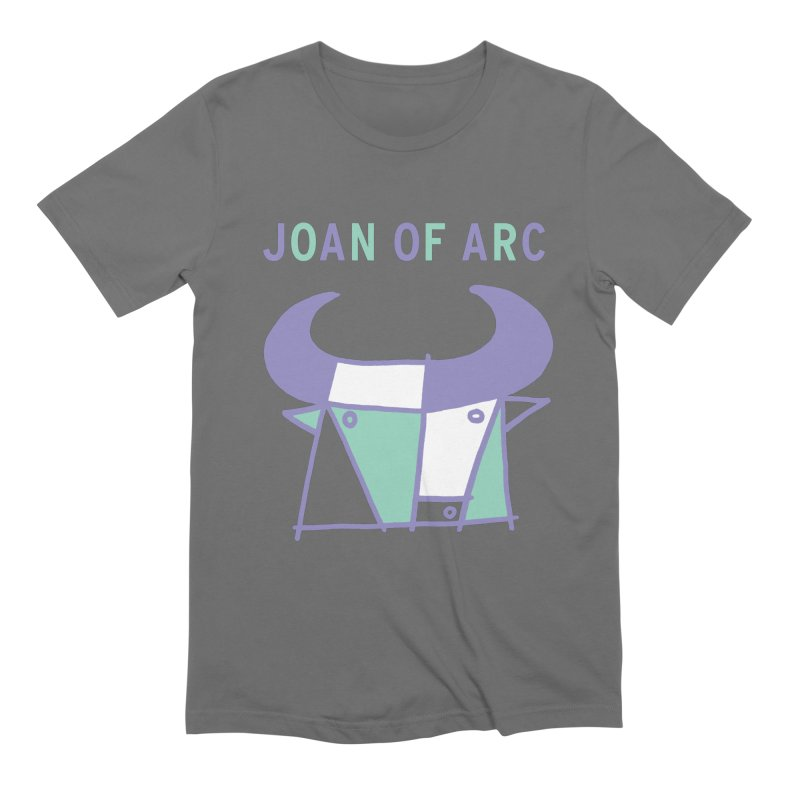 JOAN OF ARC - BULL Men's T-Shirt by Polyvinyl Threadless Shop