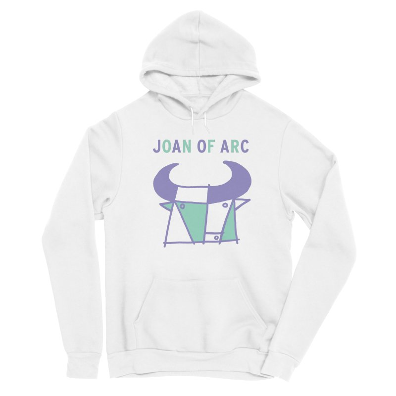 JOAN OF ARC - BULL Men's Pullover Hoody by Polyvinyl Threadless Shop