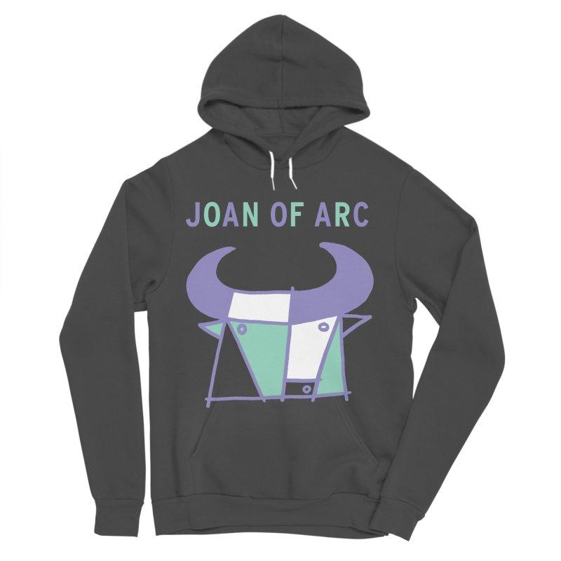JOAN OF ARC - BULL Women's Sponge Fleece Pullover Hoody by Polyvinyl Threadless Shop