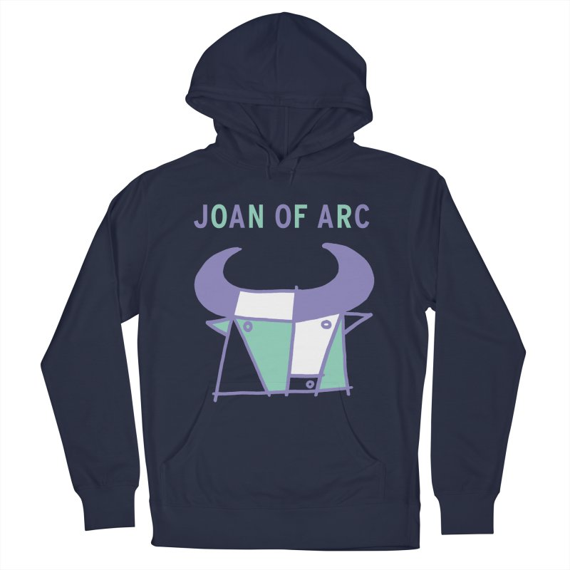 JOAN OF ARC - BULL Women's Pullover Hoody by Polyvinyl Threadless Shop