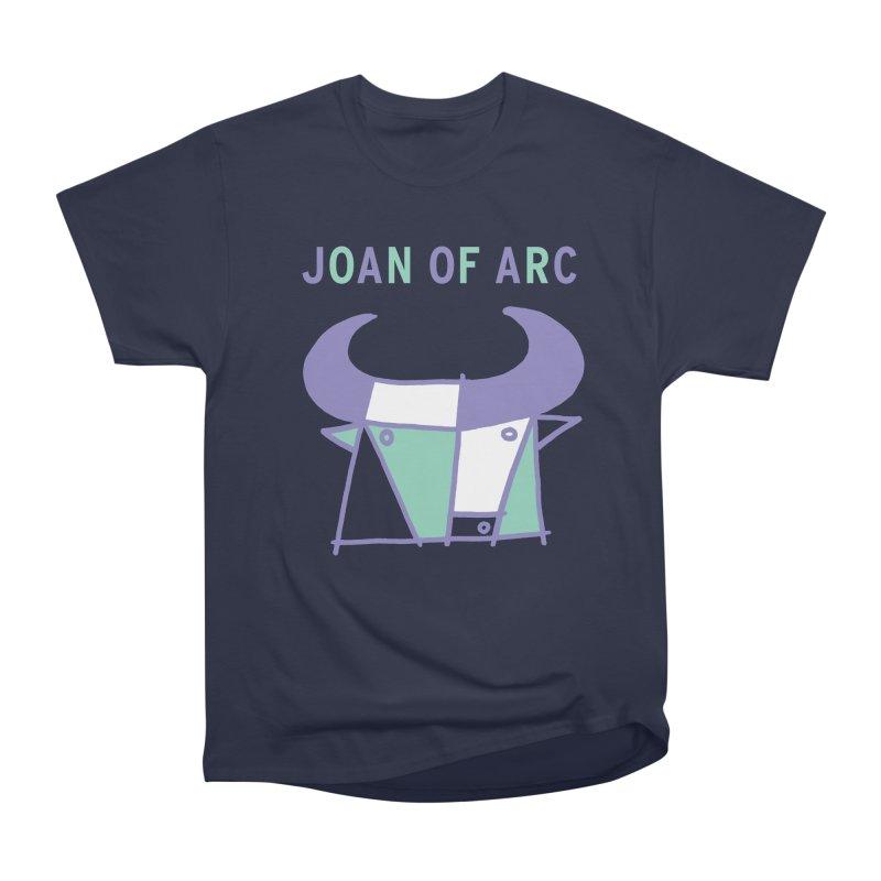 JOAN OF ARC - BULL Women's Heavyweight Unisex T-Shirt by Polyvinyl Threadless Shop