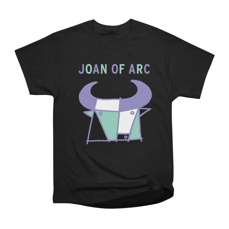 JOAN OF ARC - BULL Men's Heavyweight T-Shirt by Polyvinyl Threadless Shop