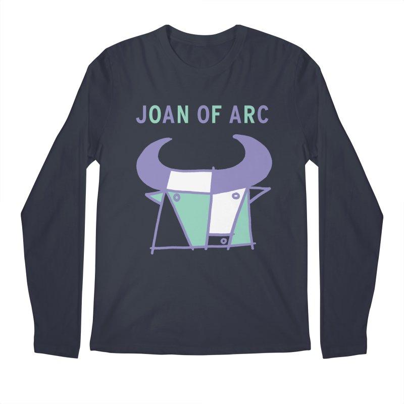 JOAN OF ARC - BULL Men's Regular Longsleeve T-Shirt by Polyvinyl Threadless Shop
