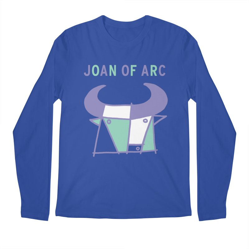JOAN OF ARC - BULL Men's Regular Longsleeve T-Shirt by Polyvinyl Threadless Shop