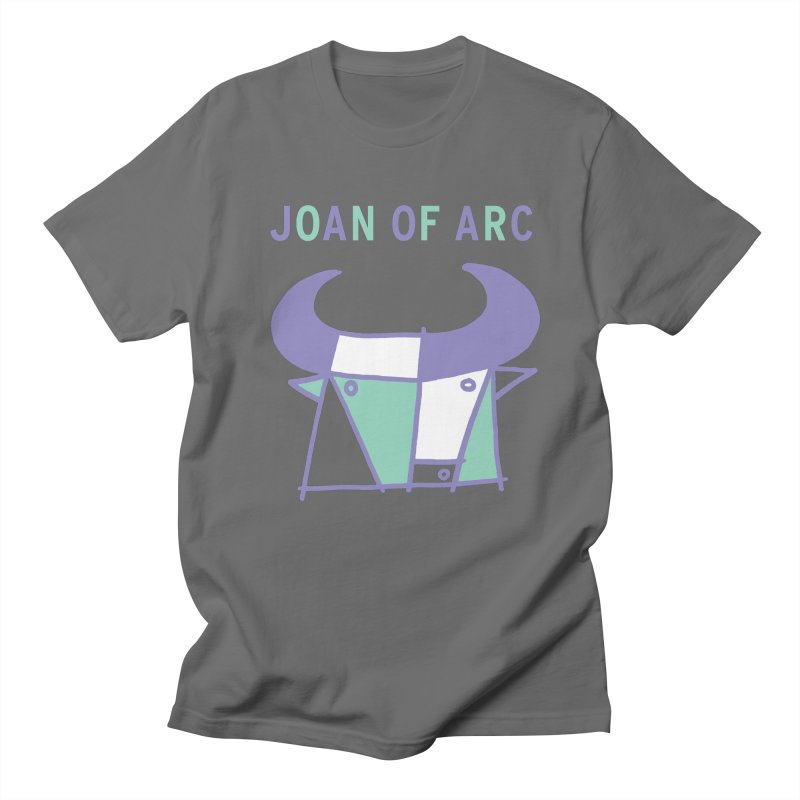 JOAN OF ARC - BULL Women's Regular Unisex T-Shirt by Polyvinyl Threadless Shop