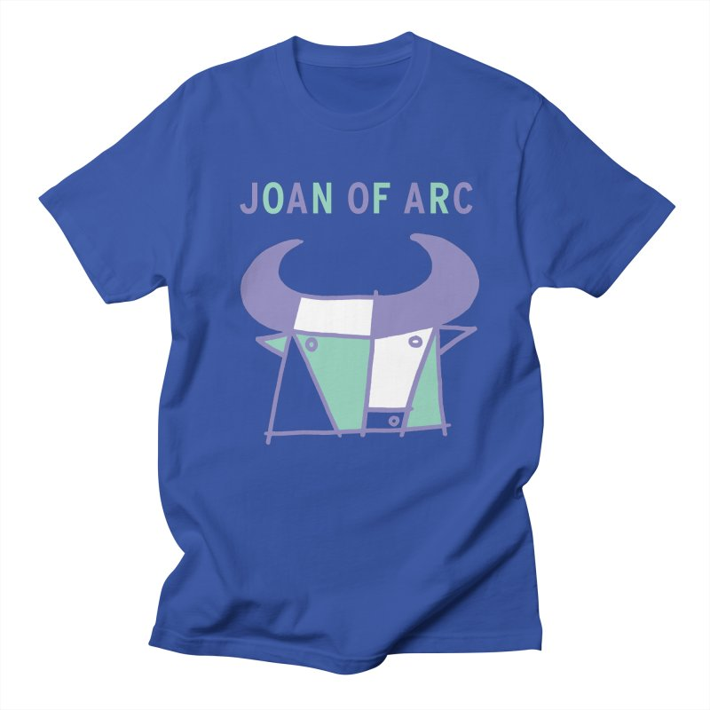 JOAN OF ARC - BULL Men's Regular T-Shirt by Polyvinyl Threadless Shop