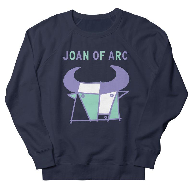 JOAN OF ARC - BULL Women's French Terry Sweatshirt by Polyvinyl Threadless Shop