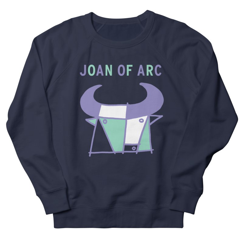 JOAN OF ARC - BULL Men's French Terry Sweatshirt by Polyvinyl Threadless Shop