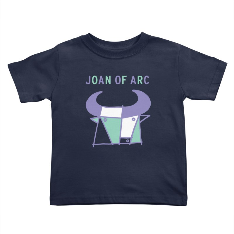 JOAN OF ARC - BULL Kids Toddler T-Shirt by Polyvinyl Threadless Shop