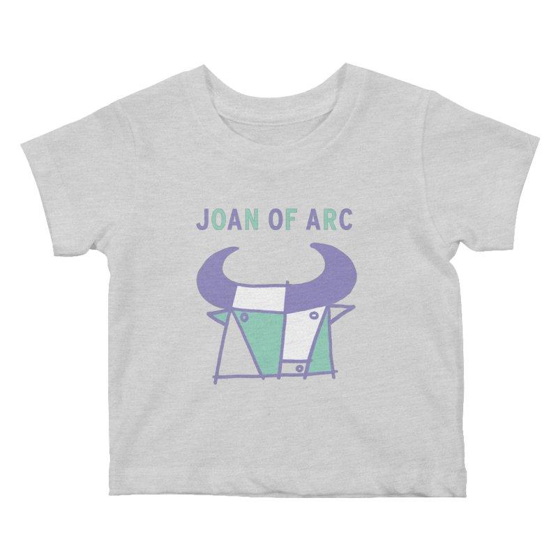JOAN OF ARC - BULL Kids Baby T-Shirt by Polyvinyl Threadless Shop