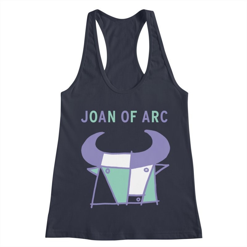 JOAN OF ARC - BULL Women's Tank by Polyvinyl Threadless Shop