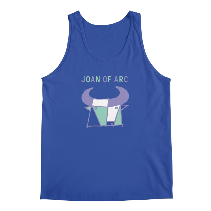 JOAN OF ARC - BULL Men's Tank by Polyvinyl Threadless Shop