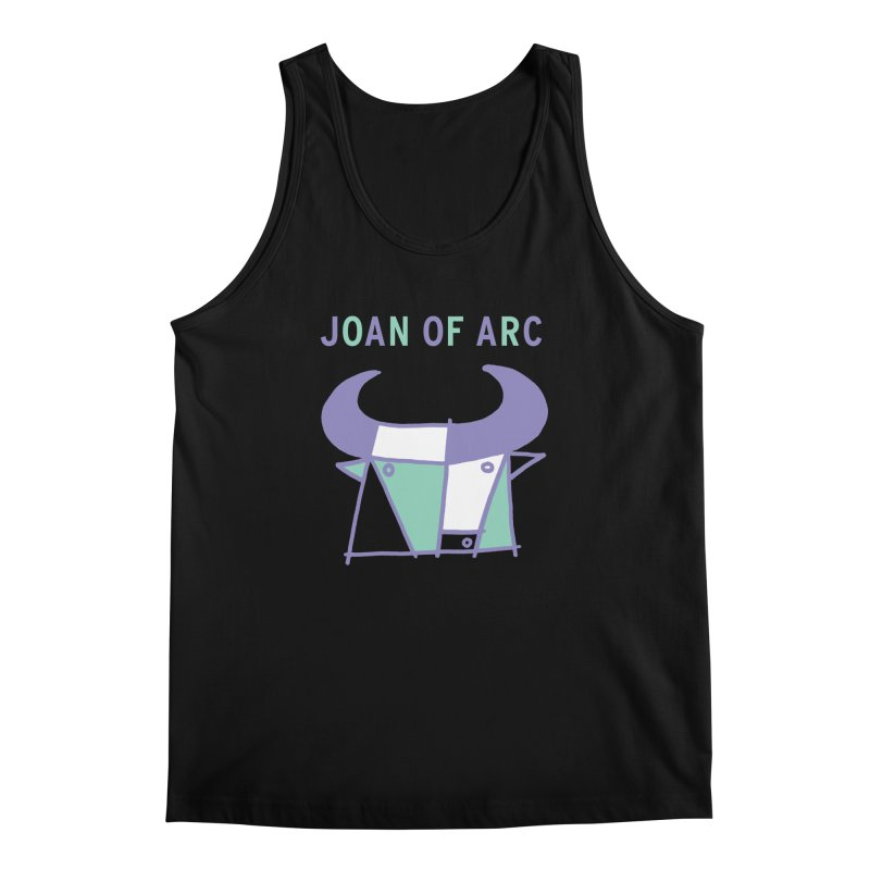 JOAN OF ARC - BULL Men's Regular Tank by Polyvinyl Threadless Shop
