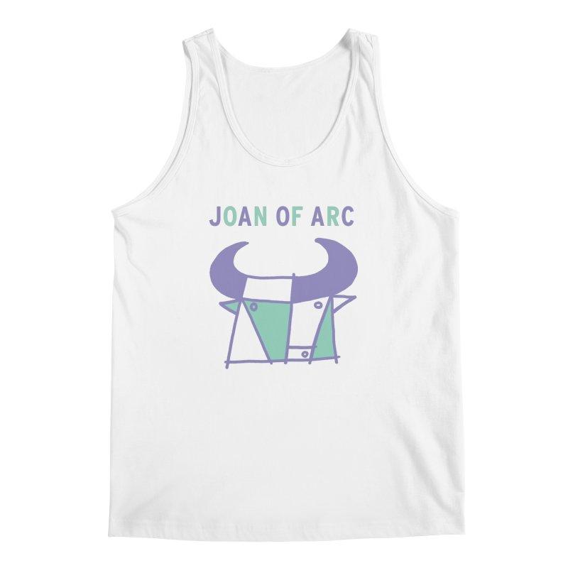 JOAN OF ARC - BULL Men's Regular Tank by Polyvinyl Threadless Shop