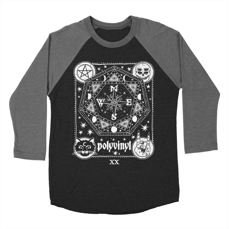 Polyvinyl x IHEARTJLP Collaboration Women's Baseball Triblend T-Shirt by Polyvinyl Threadless Shop