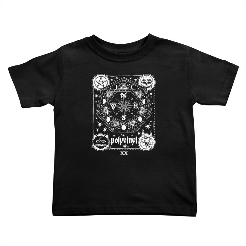 Polyvinyl x IHEARTJLP Collaboration Kids Toddler T-Shirt by Polyvinyl Threadless Shop