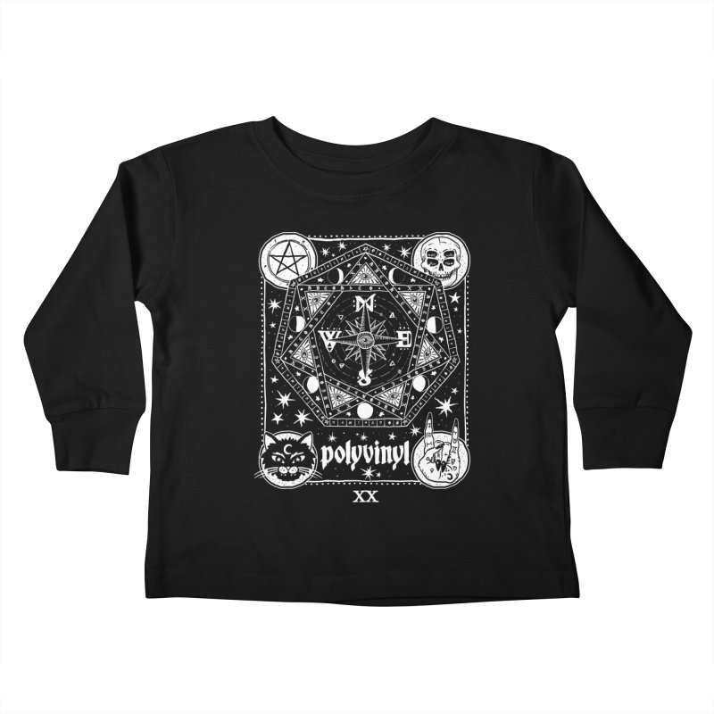 Polyvinyl x IHEARTJLP Collaboration Kids Toddler Longsleeve T-Shirt by Polyvinyl Threadless Shop