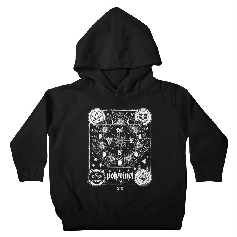 Polyvinyl x IHEARTJLP Collaboration Kids Toddler Pullover Hoody by Polyvinyl Threadless Shop