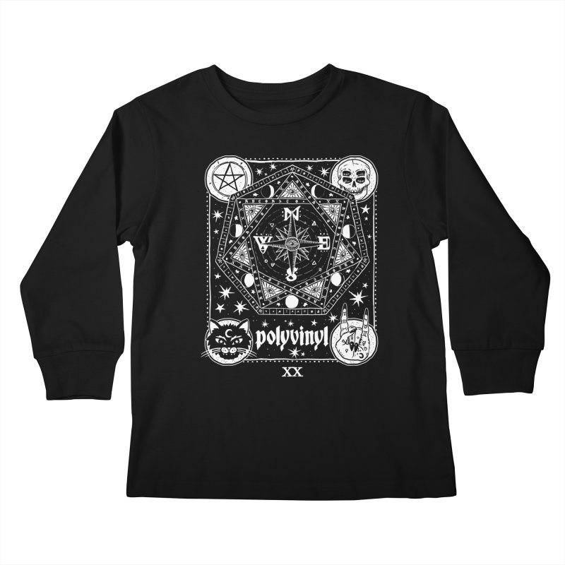 Polyvinyl x IHEARTJLP Collaboration Kids Longsleeve T-Shirt by Polyvinyl Threadless Shop