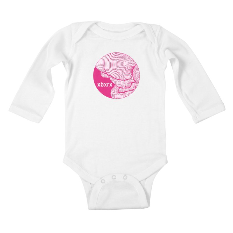 XBRRX - Sixth in Sixes Kids Baby Longsleeve Bodysuit by Polyvinyl Threadless Shop