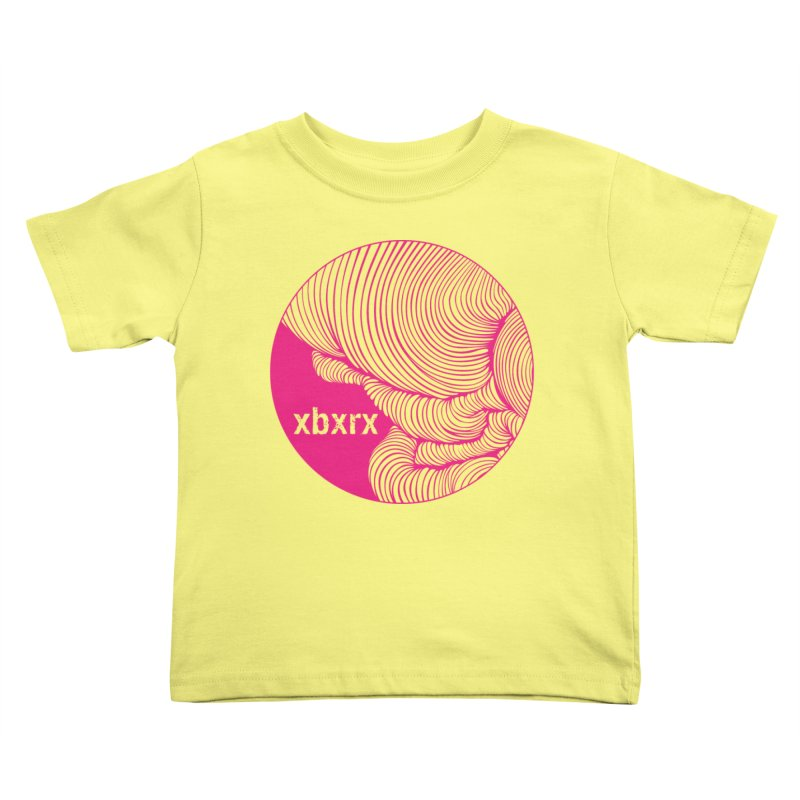 XBRRX - Sixth in Sixes Kids Toddler T-Shirt by Polyvinyl Threadless Shop