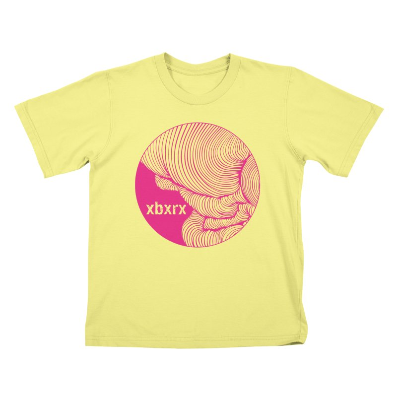 XBRRX - Sixth in Sixes Kids T-shirt by Polyvinyl Threadless Shop
