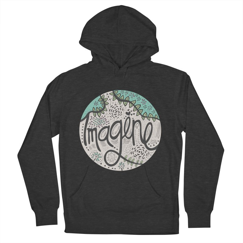 Imagine Nature Women's Pullover Hoody by pomgraphicdesign's Shop