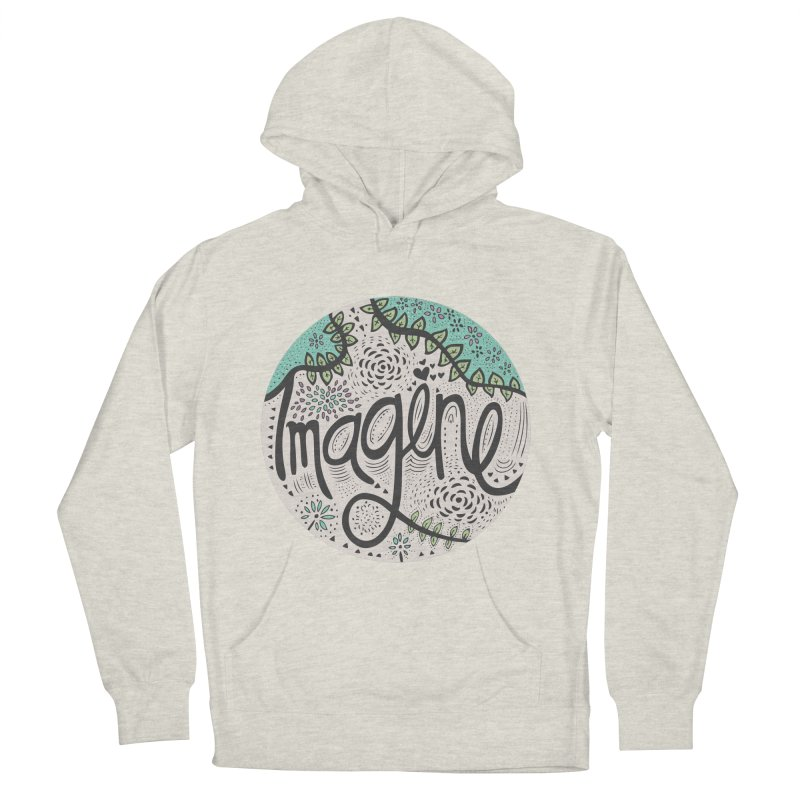 Imagine Nature Men's Pullover Hoody by pomgraphicdesign's Shop