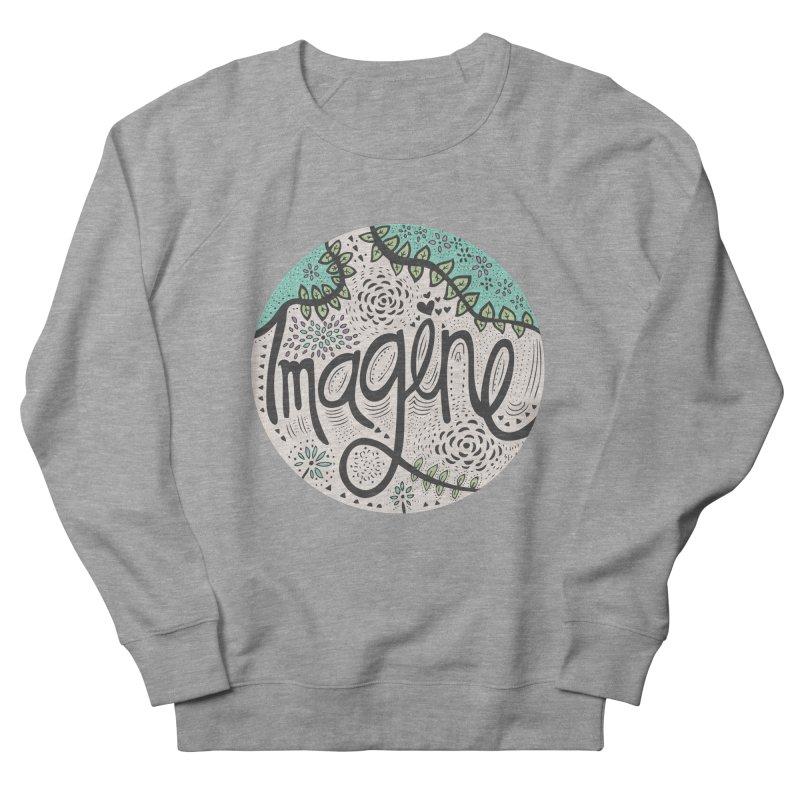 Imagine Nature Men's Sweatshirt by pomgraphicdesign's Shop