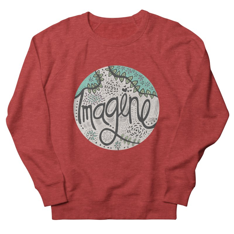 Imagine Nature Men's Sweatshirt by pomgraphicdesign's Shop