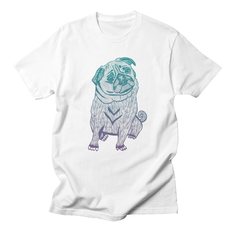 Ares The Pug Men's T-Shirt by pomgraphicdesign's Shop