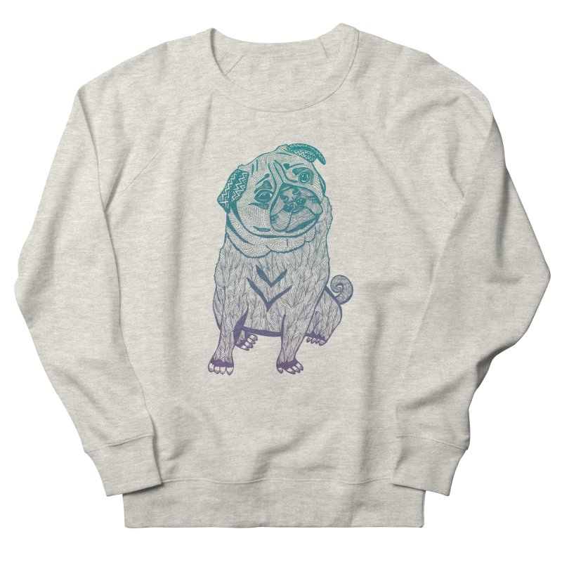 Ares The Pug Women's Sweatshirt by pomgraphicdesign's Shop