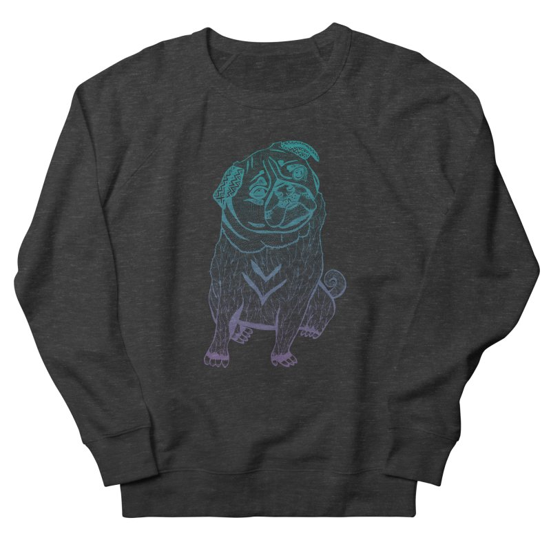 Ares The Pug Men's Sweatshirt by pomgraphicdesign's Shop