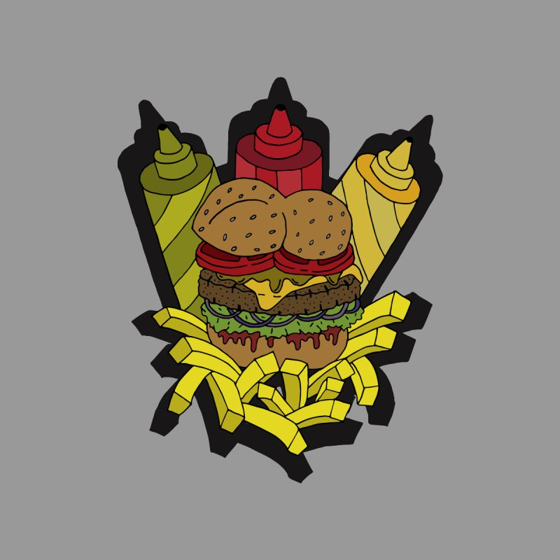 Awesome Burger None  by Pony Biam!