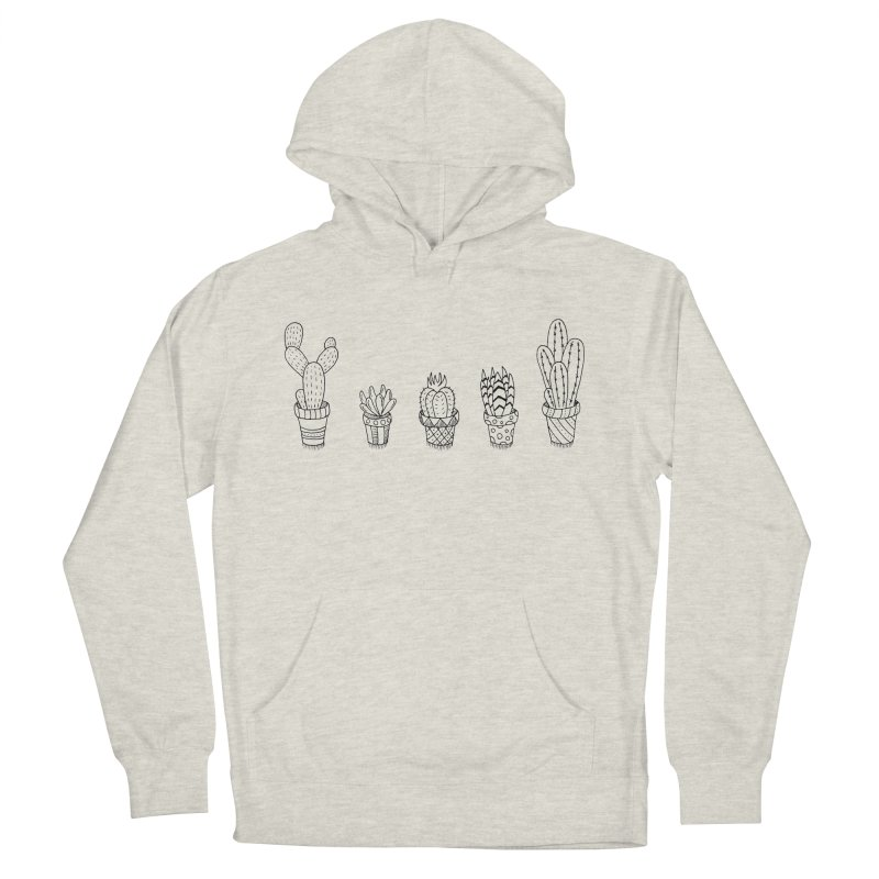 Cactus & Succulent Men's Pullover Hoody by Pony Biam!