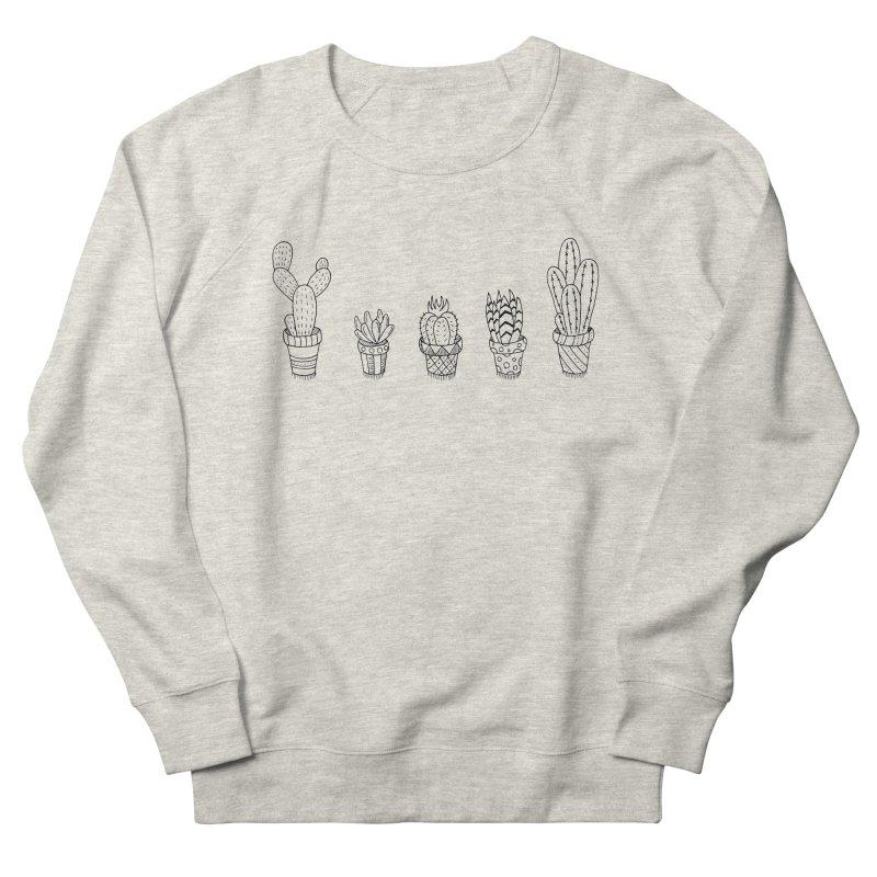 Cactus & Succulent Women's Sweatshirt by Pony Biam!