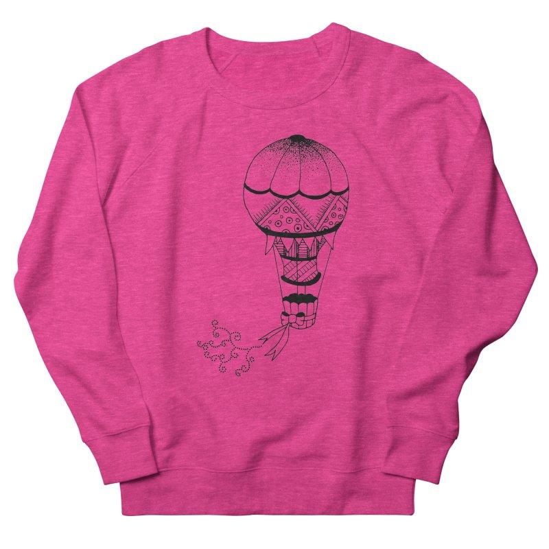 Hot Air Balloon Men's Sweatshirt by Pony Biam!