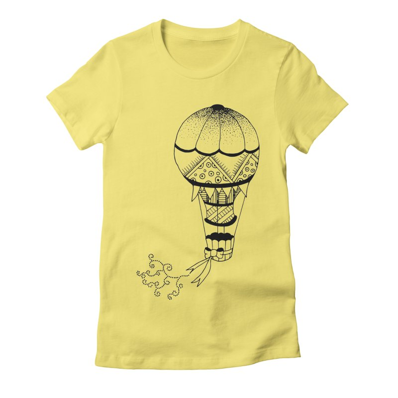 Hot Air Balloon   by Pony Biam!
