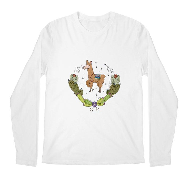 B*tch, I'm fabulous! Men's Longsleeve T-Shirt by Pony Biam!