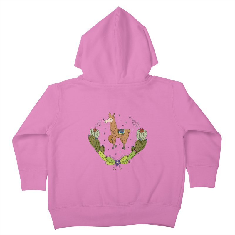 B*tch, I'm fabulous! Kids Toddler Zip-Up Hoody by Pony Biam!